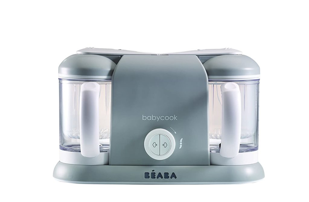 BEABA Babycook Solo 4 in 1 Baby Food Maker Review