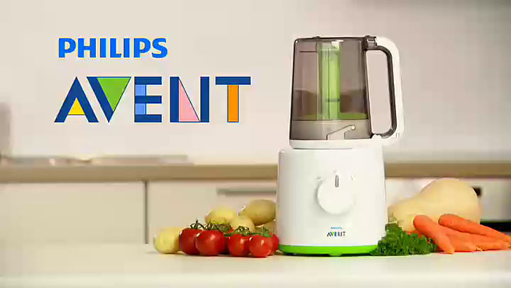Philips Avent 4-in-1 Baby Food Blender Review